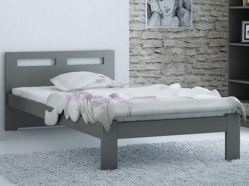 łóżka Drewniane 90x200 Meble Magnat