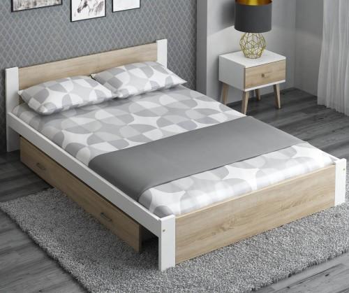 łóżka Z Materacami 140x200 łóżko Z Materacem 140x200