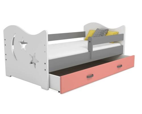 Kolekcja Miki Tanie łóżeczka Dziecięce Tanie łóżka Białe