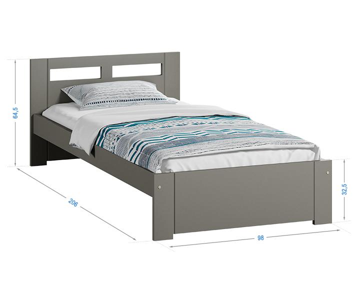 Łóżko DMD6 90x200 Meble Magnat